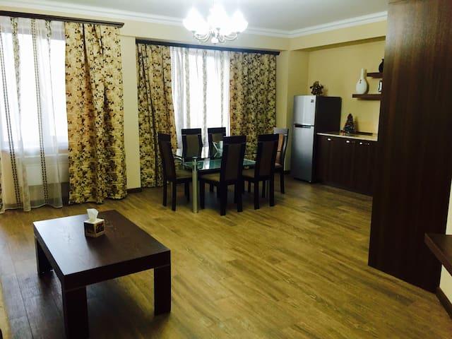 Уютная, теплая квартира - Цахкадзор - Apartamento