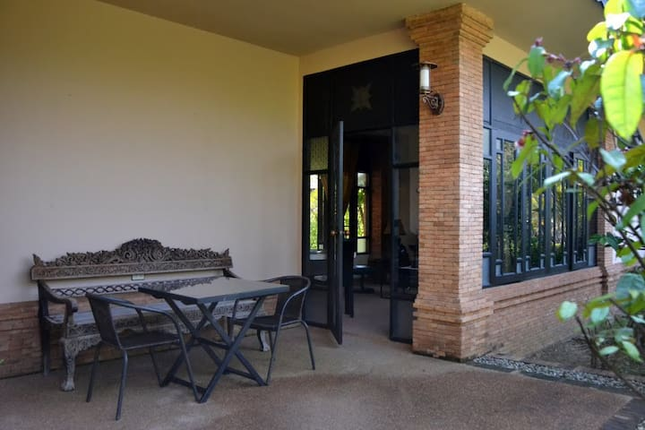 1-Bedroom Garden Apartment 1 - Chiang Mai - Villa