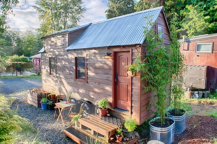 The Tiny Tack House - (Tiny House) - Everett - Ev