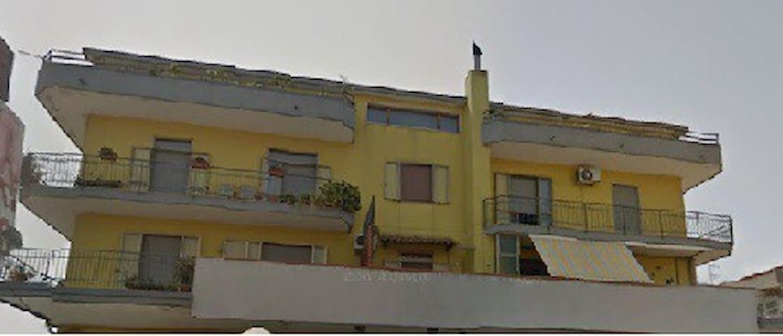 attico panoramico - Bellizzi - Daire