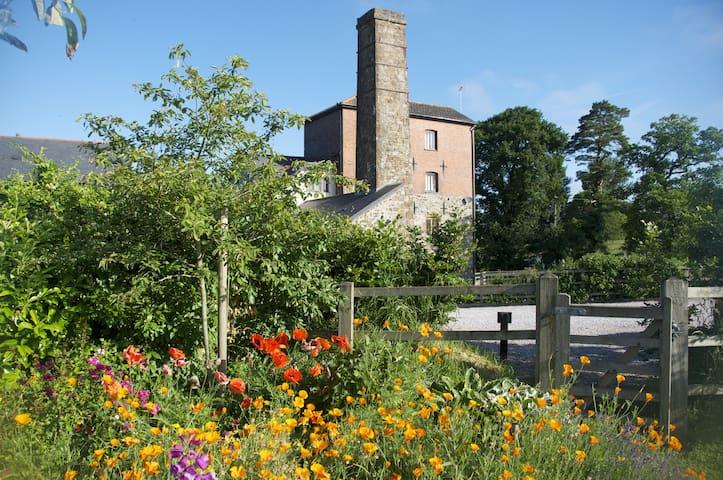 Charming Grade II Listed Mill - Devon - Huis