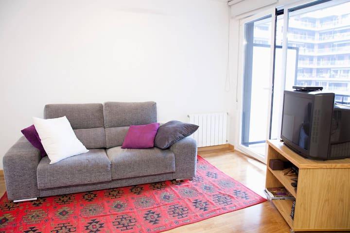 New apartment in Tolosa. 20 min to S. Sebastian - Tolosa - Hus
