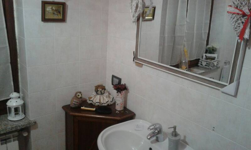 Salame d oca Mortara...ospitalità.. - Mortara - 公寓