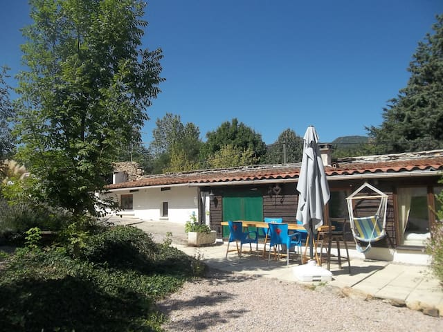 Beautiful property in the Languedoc . - Saint-Gervais-sur-Mare - Huis