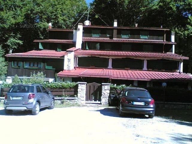 Appartamento da sogno in montagna - Livata - Departamento