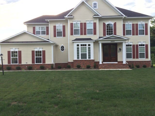 Country view and lots of space - Leesburg - Casa