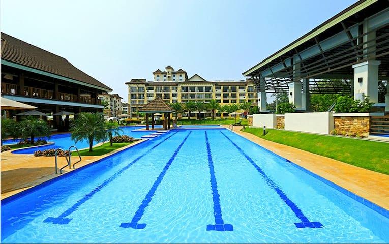 Resort Inspired BRAND NEW Condo - Cebu City - Apartmen