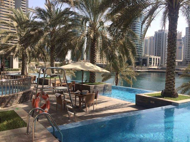 Enjoy MARINA&SEA Views Apartment - Dubai - Leilighet