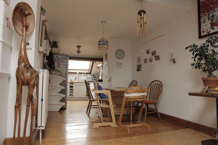 La Coquille - Schaerbeek - Appartement