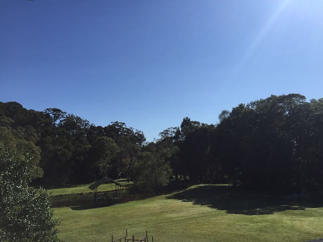2 bed Unit fully contained relaxing - Palmwoods