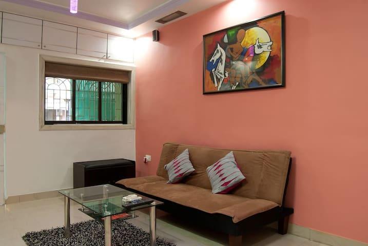 Splendid One Bedroom Villa in Navi Mumbai - Navi Mumbai - Appartement