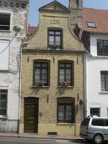 Studio tout confort centre ville Saint-omer - Saint-Omer - Apartemen
