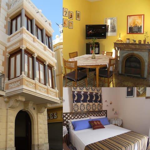 Apartament turístic Ca l'Escarrà, en el Penedès - L'Arboç - Daire