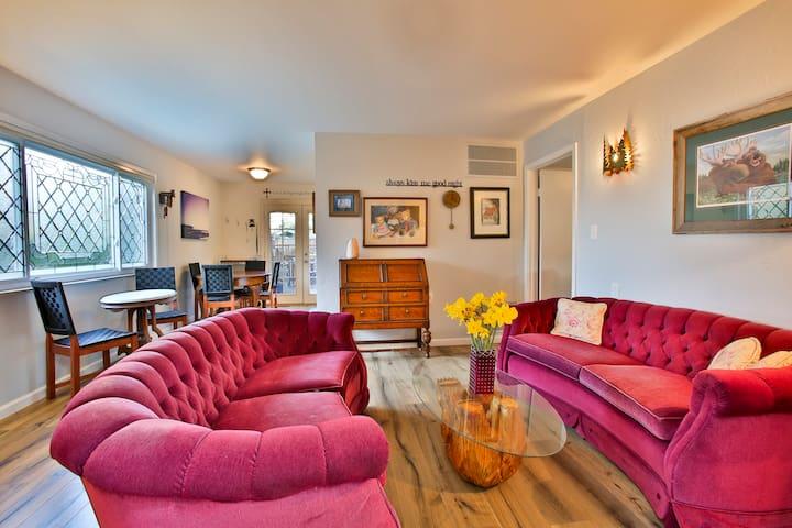 Quiet Cottage in the Easy Bay Hills - 1 BR Queen - Lafayette - Gästehaus