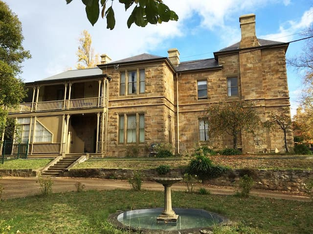 4c Historic Home Away From Home - South Hobart - Bed & Breakfast