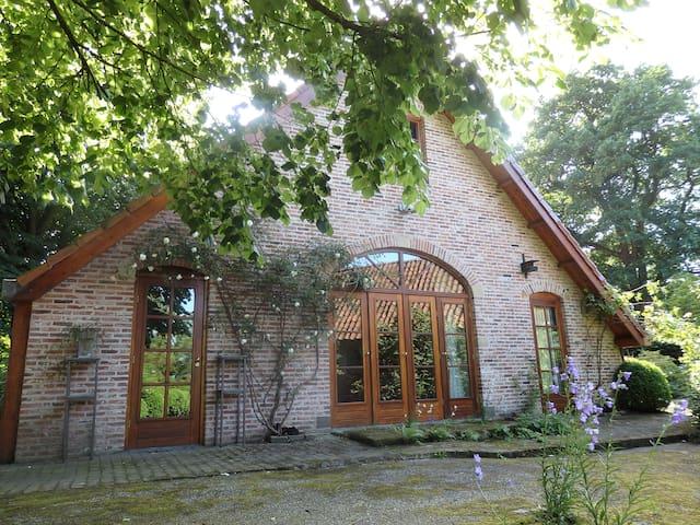 Farmhouse Den Ham (2 guests minimum) - Den Ham - Casa
