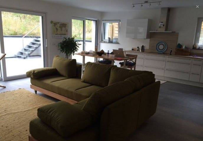 Modern apartment in Luxembourg countryside - Rodenbourg - Apartamento