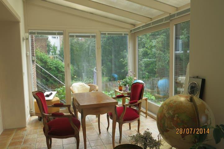 Appart privé au Sart Tilman - Liège - Apartemen