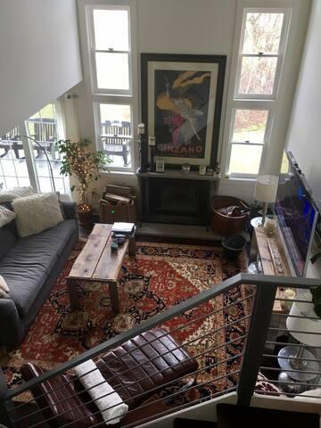 Manlius NY 3BD condo with parking! - Manlius - Apto. en complejo residencial