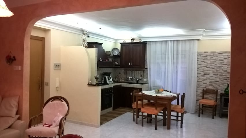 Confortable apartment - Racalmuto - Daire