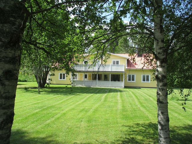 Holiday house brogarden Sweden - Övrakulla - Appartement