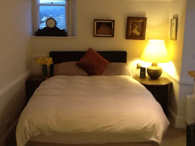 lovely en suite bedroom in listed building - Dartmouth - Apartamento