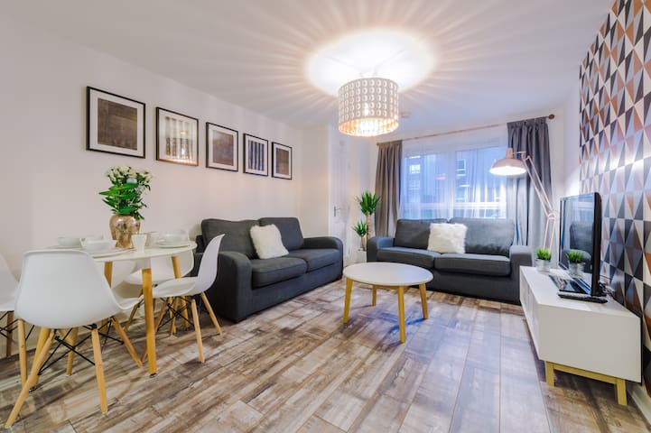 SleepWell Apartments - Glasgow - Departamento