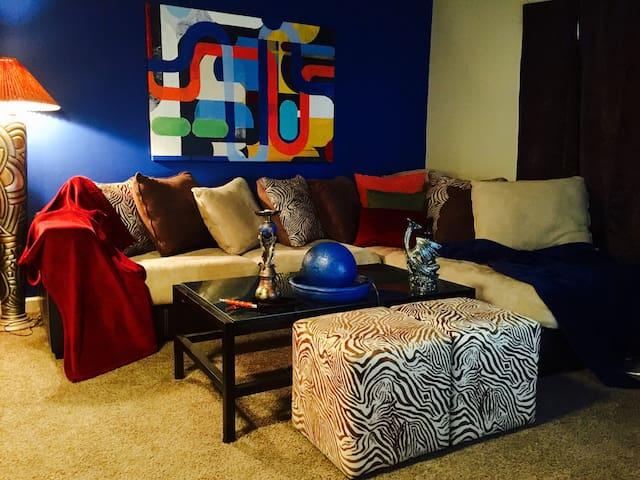 Cozy apartment, Downtown; GREAT LOCATION!!!! - Atlanta - Lejlighed