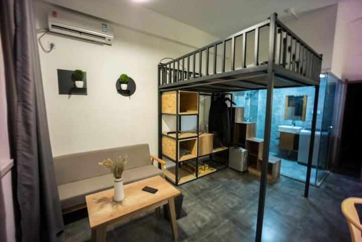 郑州二七万达精致装修单人公寓 - Zhengzhou - อพาร์ทเมนท์