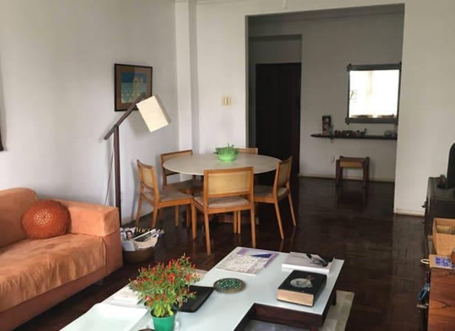 Quarto 1 cama!Confortável e excelente localização - 里約熱內盧 - 公寓