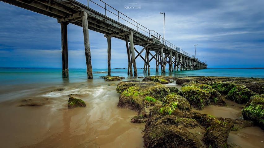 Perfectly relaxing at Port Noarlunga - Port Noarlunga - 獨棟