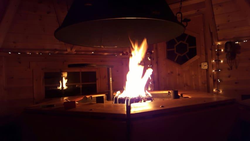 Woning met finse kota en sauna - Loon op Zand - Дом