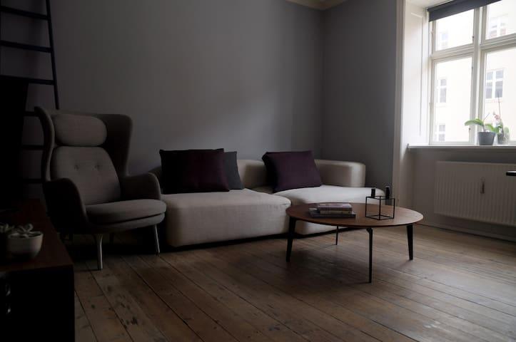 Lejlighed beliggende ved næsten alt - Copenhague - Departamento