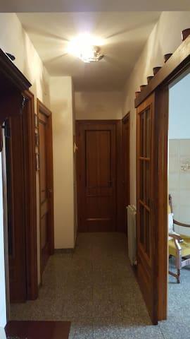 Accogliente a metà strada tra Roma e Napoli - Sezze - Apartamento