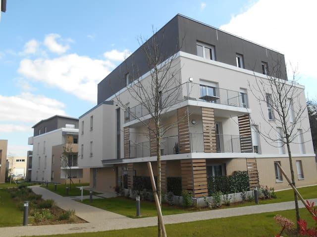 Appartment calm - Villenoy - Apartemen