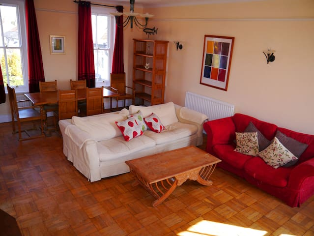 Spacious apartment with garden in Wath, Ripon - North Yorkshire - Appartement