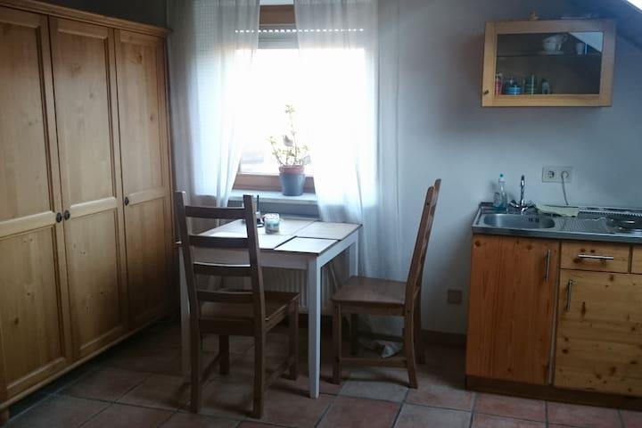 Schönes Appartementzimmer im Regensburger Norden - Lappersdorf - Hus