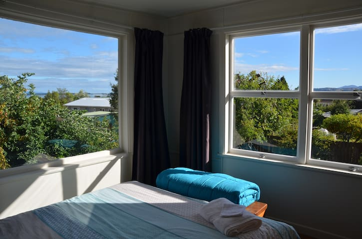 Sunny studio with views in Tasman - Richmond - Departamento