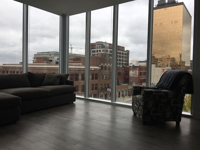 Panoramic View of Mass Ave! - Indianapolis - Apartament