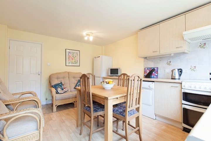 Cafe life and countryside,twin room - Harrogate