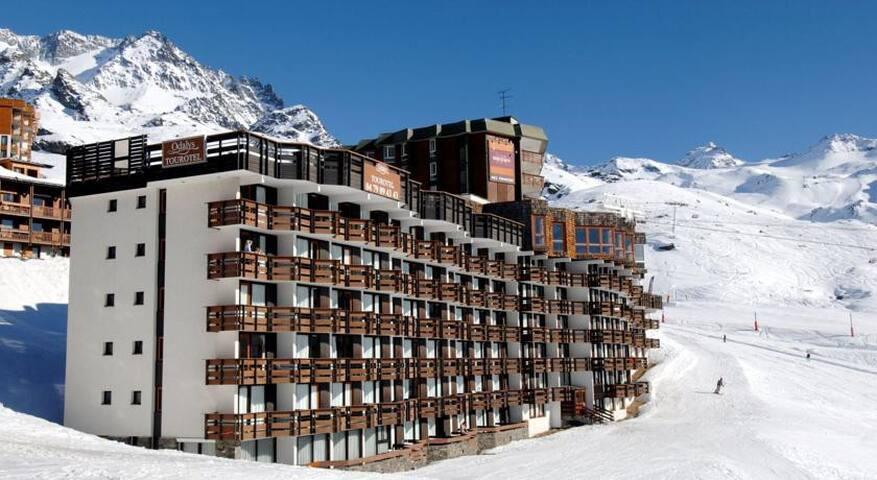 Appartement 2 adultes 1 enfantP13-3 - Saint-Martin-de-Belleville - Leilighet