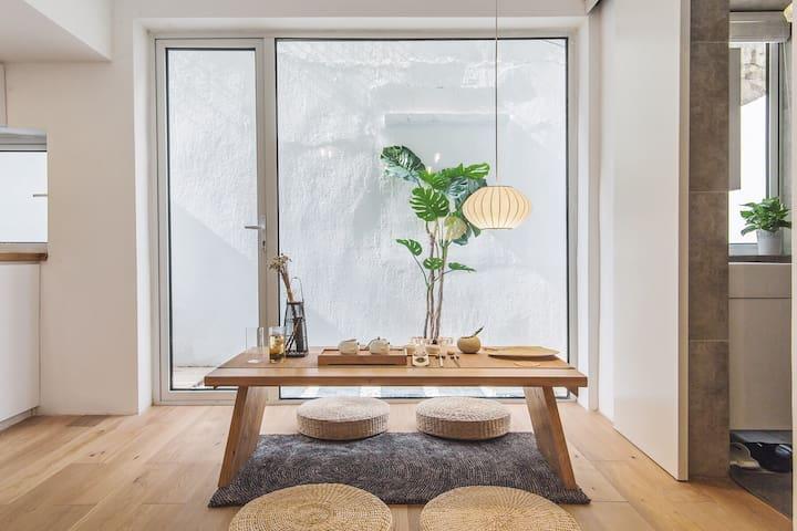 【TEAROOM LOFT】in FCC|新天地复兴中路一盏清茶LOFT - Shanghai - Appartamento