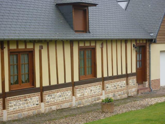 Gîte  «l'appart' dela longère» - Héricourt-en-Caux - Departamento