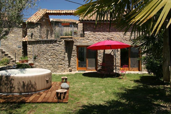 Loft with private garden - La Pardina - Leilighet