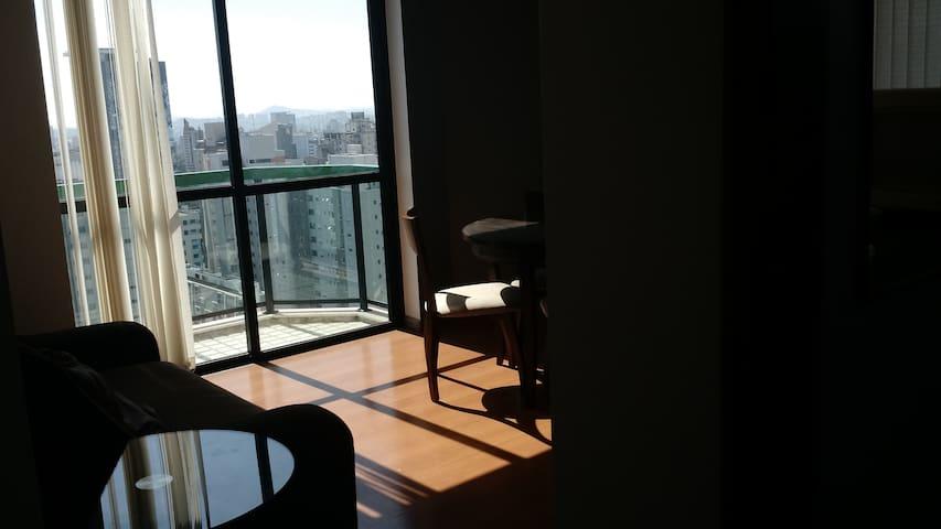 Flat na Savassi - BH - Belo Horizonte - Lejlighed