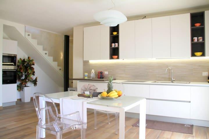 Stylish apartment in Padua near Venice - noventa padovana - Apartemen