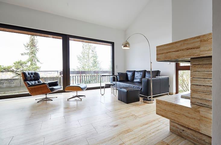 Zimmer in Stuttgart Feuerbach mit Tal/Weitblick - Stuttgart - Rumah