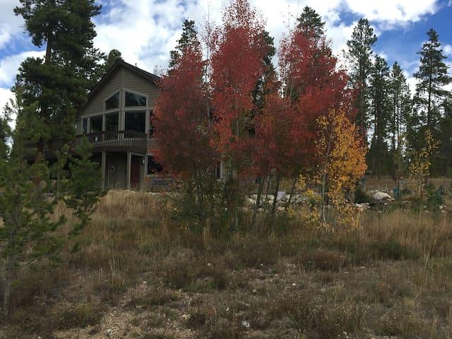 Near Devils Thumb Ranch & Weddings - Fraser - Pis