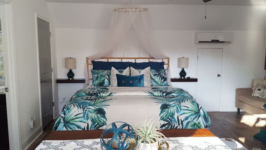 Bluffton's Finest Carriage House: Tropical Retreat - Bluffton - Departamento