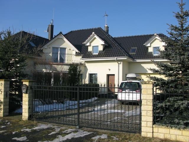 Spacious Family House/ 5 bedrooms/ 12km to Opole - Kolanowice - Dům